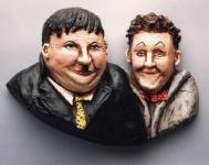 Lauer aHardy /V.Židek/ *  Laurel und Hardy von V.Zidek
